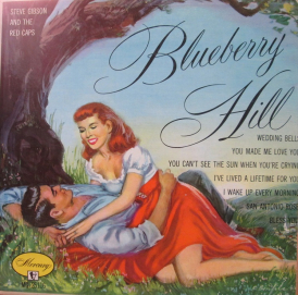 "Blueberry Hill (10"")"