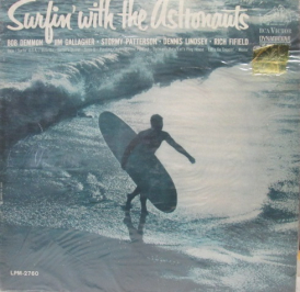 Surfin' With The Astronauts (Mono)
