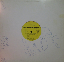 Have Blues Will Travel (Autographed Sleeve)