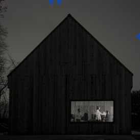 Sleep Well Beast (Ltd Blue Vinyl)
