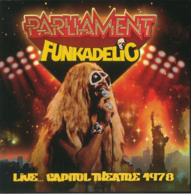 Live Capitol Theatre 1978 (3 CD)