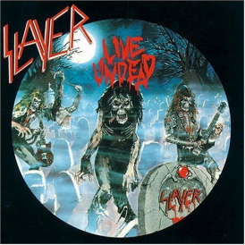 Live Undead (Pic Disc)