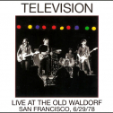 Live At The Old Waldorf 1978