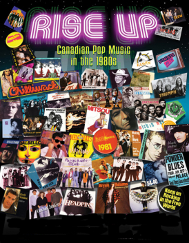 VA - Rise Up : Canadian Pop Music In The 80's