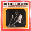 VA - First Meetin' Of Blues Giants (2 LP)