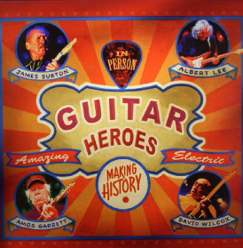 VA - Guitar Heroes Making History