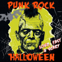 VA - Punk Rock Halloween (Orange Vinyl)
