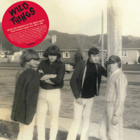 VA - Wild Things : 16 Kiwi Freakbeat Nuggets
