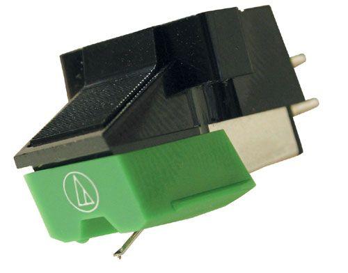 At95e Audio Technica Cartridge Stylus Into The Music