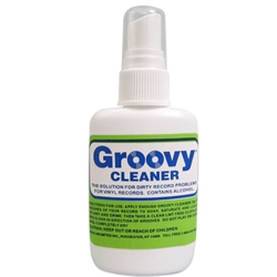 Groovy Record Cleaner (2 oz)